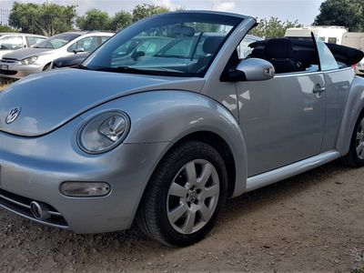 used VW Beetle New1.9 TDI CABRIO 2004