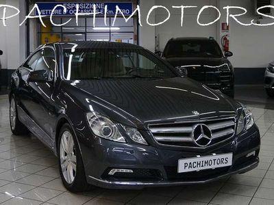 usata Mercedes E350 CDI Coupé BlueEFFICIENCY Ava