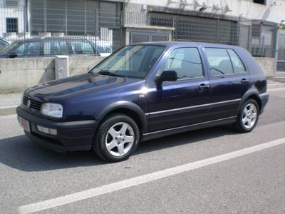 usata VW Golf III 1.6/101 CV cat 5 porte Movie Air