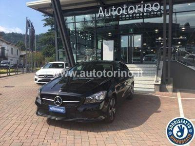 usata Mercedes 200 Classe CLA Sh.Brake - X117 D 200 SBSport auto FL