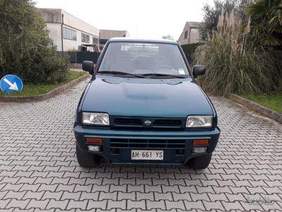 usata Nissan Terrano II - 4×4