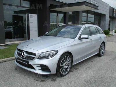 usata Mercedes 300 Classe C Station Wagond 4Matic Auto Premium nuova a Susegana