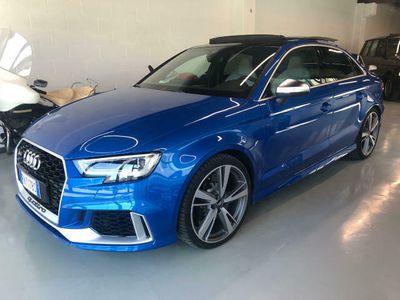 usata Audi RS3 VIRTUAL*TETTO*B&O*19''*SCARICO RS*400CV*INTERNI RS