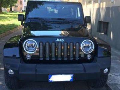 usata Jeep Wrangler 2.8 CRD DPF Cabrio Auto