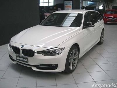 usata BMW 320 SERIE 3 d cat Touring Eletta