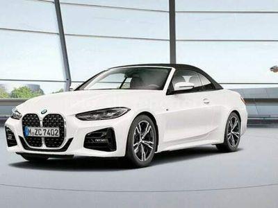 usata BMW 420 SERIE 4 CABRIO d Cabrio Msport Pack