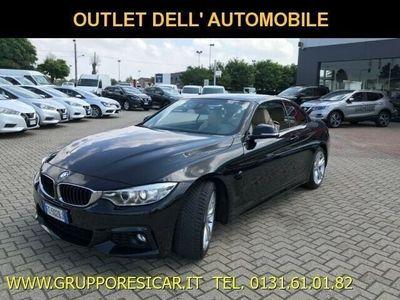 usata BMW 420 420d Cabrio Msport d Cabrio Msport