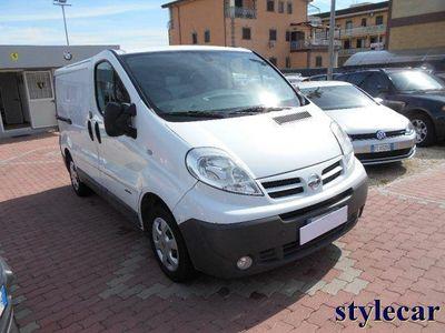 used Nissan Primastar V27 2.0 dCi 115CV Furgone E5 rif. 11115026