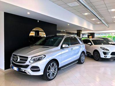 second-hand Mercedes GLE350 d 4Matic Premium Plus UNICA/STRAFULL/SPAZIALE/9MAR rif. 11502270