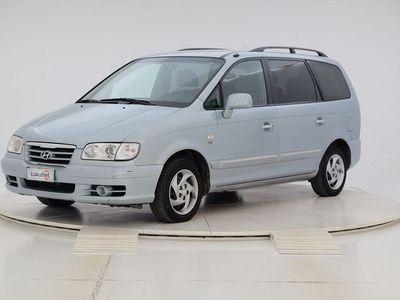 brugt Hyundai Trajet Diesel 2.0 crdi Active