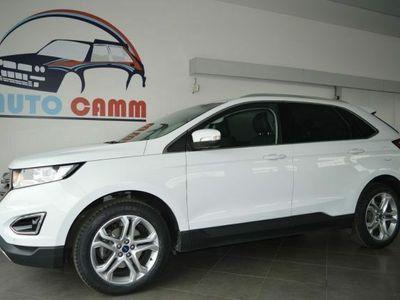 gebraucht Ford Edge 2.0 TDCI 210 CV AWD Powershift Titanium PELLE
