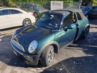 usata Mini Cooper Cabriolet 1.6 16V Chili (((SIDEWALK)))