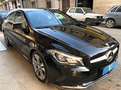 """usata Mercedes CLA200 Shooting Brake d AUTOMATICA Premium NAVI/LED/18"""""""