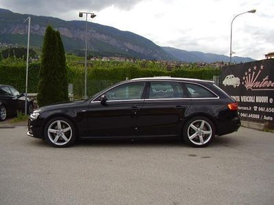 usata Audi A4 Avant 2.0 TDI 177 CV quattro S tronic S-line