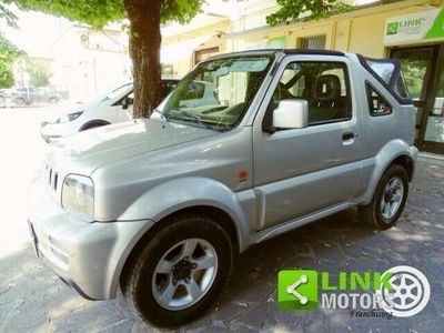 käytetty Suzuki Jimny 1.3i 16V Cabrio 4WD JLX