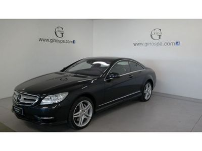used Mercedes CL500 4Matic BlueEFFICIENCY Premium