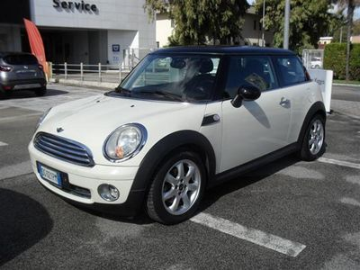 used Mini Cooper 1.6 16VPepper usato