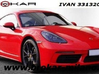 usado Porsche 718 Boxster 718Cayman 2.0