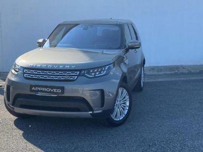usata Land Rover Discovery 2.0 SD4 240 CV HSE Luxury del 2017 usata a Padova