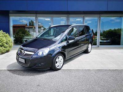 usata Opel Zafira 1.7 CDTI 110CV ecoFLEX One del 2015 usata a Bordano