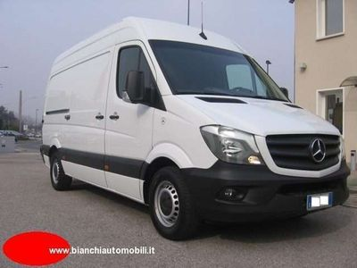 usata Mercedes Sprinter F37/33 314 CDI Furgone Executive