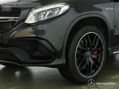 usata Mercedes GLE63 AMG AMG COUPE' AMG PELLE NAVI C/AUTOM. XENON LED PDC