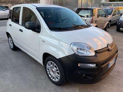usata Fiat Panda 1.3 mjt s van autocarro 2 posti solo euro 4990