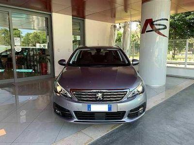 usata Peugeot 308 BlueHDi 120 EAT6 S&S SW Allure