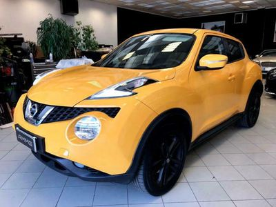 gebraucht Nissan Juke 1.5 dCi Acenta (974) GR