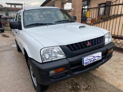usata Mitsubishi L200 2.5 TDI 4X4 DOPPIA CABINA