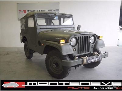 used Jeep Willys M38 A-1 4X4 CON RIDOTTE