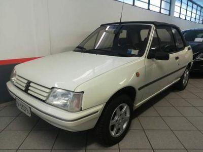usado Peugeot 205 CJ CABRIO JEANS ECCEZZIONALE!!!!!