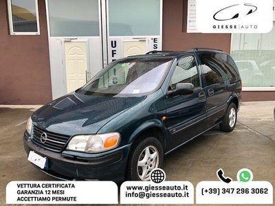 usata Opel Sintra 2.2 16V DTI cat CD 7 POSTI + GANCIO TRAINO