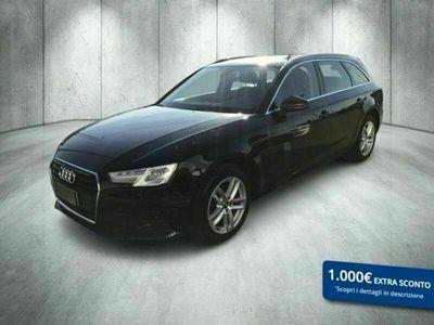 usata Audi A4 Avant Avant 35 2.0 tdi Business 150cv s-tronic my