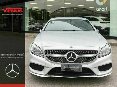 usata Mercedes E250 CLS Classe Berl.-C218 2015 D. d (BT) Premium 4matic auto