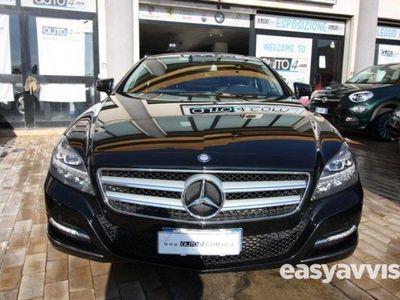 używany Mercedes CLS250 CDI BlueEFFICIENCY rif. 11012279
