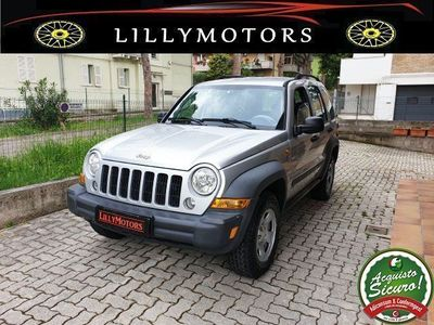 usata Jeep Cherokee 2.8 CRD Limited LillyMotors