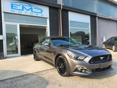 usata Ford Mustang GT Convertible 5.0 V8 TiVCT aut. Premium Pack.