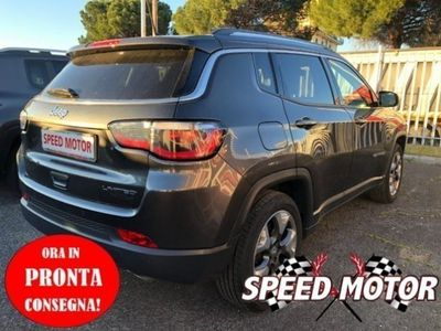 brugt Jeep Compass 1.6 Multijet II 2WD Limited