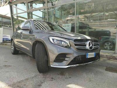 usata Mercedes E250 GLC suv d 4Matic Premium del 2018 usata a Pratola Serra