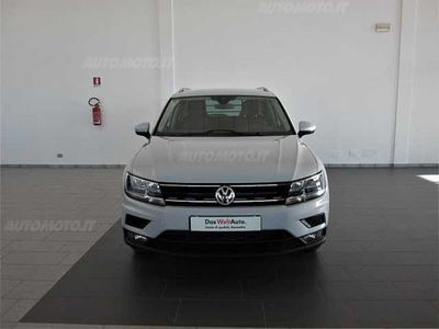 brugt VW Tiguan 1.6 TDI SCR Business BlueMotion Technology nuova a Mazara del Vallo