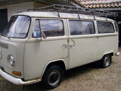 brugt VW T2 Bus 9 posti doppia porta 1972