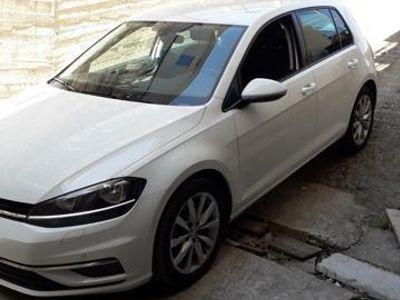 usata VW Golf 1.6 TDI 115 CV DSG 5p. Highline Blu **RESTYLING**