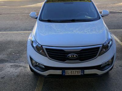usata Kia Sportage 2012 serie 3 km 89000