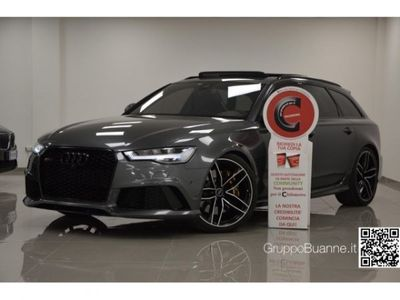 second-hand Audi V8 Avant 4.0TFSI Quattro Dynamic KIT MTM matrix