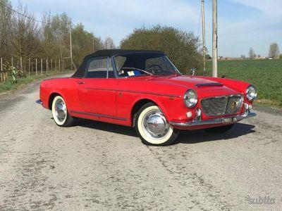 gebraucht Fiat 1200 cabriolet *asi targa oro* - 1962