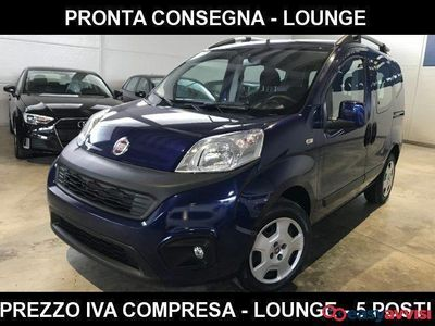 gebraucht Fiat Qubo 1.3 MJT 95 CV Lounge +Clima+Radio Multifunz+Barre