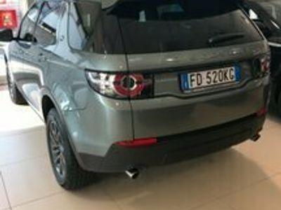 usata Land Rover Discovery Sport Discovery Sport 2.0 TD4 180 CV Auto Business Ed. Premium SE