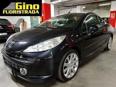 second-hand Peugeot 207 CC 1.6 HDi 110CV TECNO C.LEGA CLIMAT