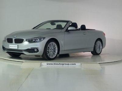 usado BMW 420 d Cabrio Luxury